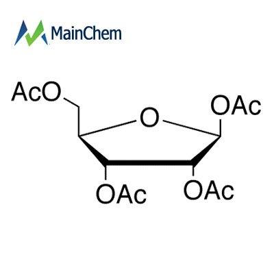 1,2,3,5-Tetra-O-acetyl β-D-Ribofuranose | CAS# 13035-61-5